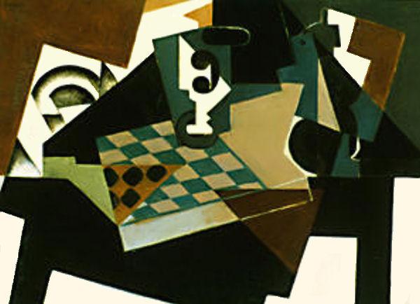 """Anche gli scacchi hanno il loro """"cubismo"""""""
