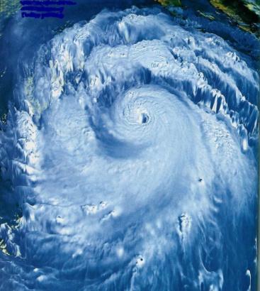 L'uragano Linda