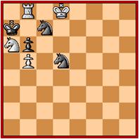 Il Bianco muove e vince