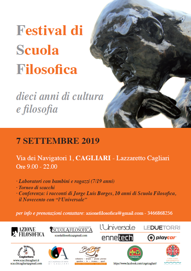 Scuolafilosofica -    all we need is philosophy